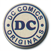 Значок Pyramid: DC Comics – Originals Logo фото