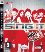 Disney Sing It: High School Musical 3 (PS3) (GameReplay)
