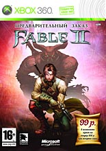 Fable 2 Pre-Sell (Xbox 360)