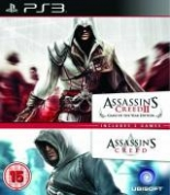 Assassin's Creed + Assassin's Creed II [USA] (PS3)