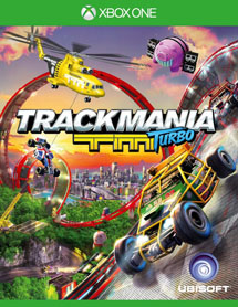 Trackmania Turbo (XboxOne) (GameReplay)