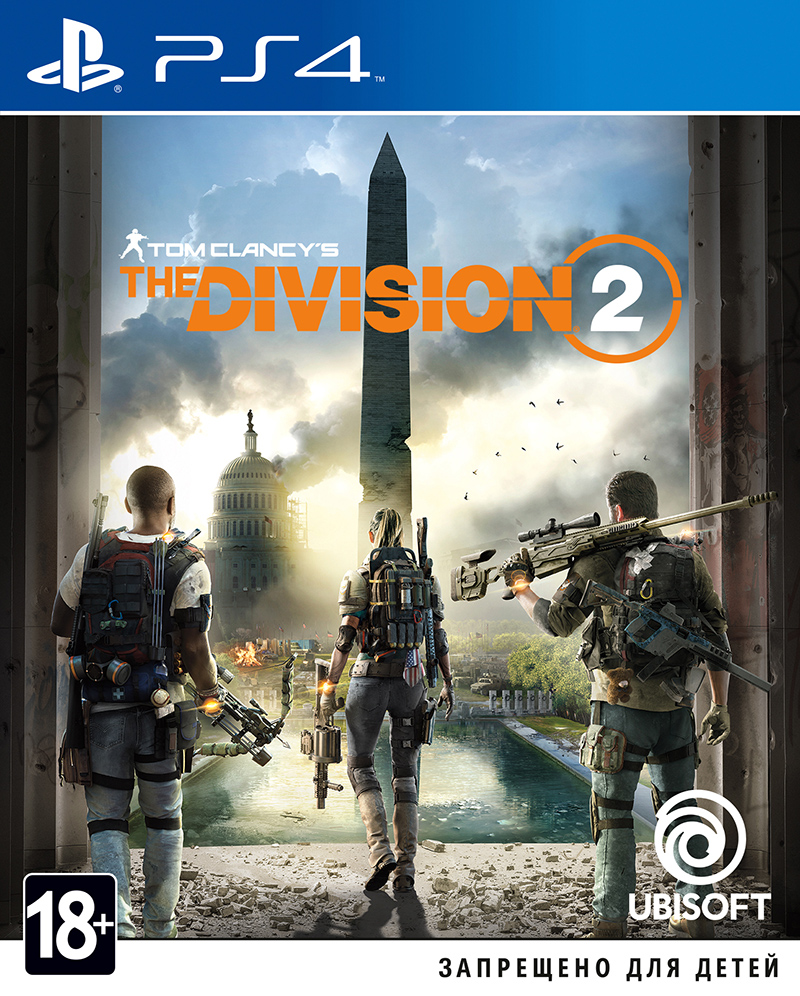 Tom Clancy's The Division 2 (PS4) (GameReplay)