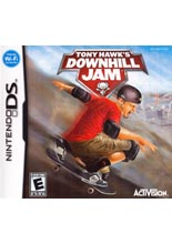 Tony Hawk's Downhill Jam (DS)