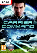 Carrier Command Gaea Mission (PC-DVD)