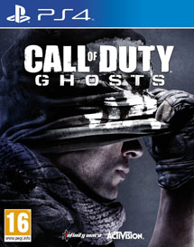Call of Duty: Ghosts (ENG) (PS4)
