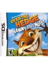 Over the Hedge Hammy Goes Nuts!