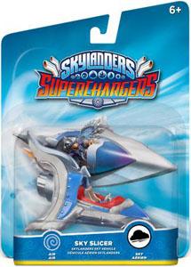 Skylanders SuperChargers Машина Sky Slicer