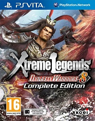 Dynasty Warriors 8: Xtreme Legends Complete Edition (PS Vita)