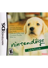 Nintendogs Labrador & Friends (DS)