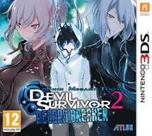 Shin Megami Tensei Devil Survivor 2: Record Breaker (3DS)
