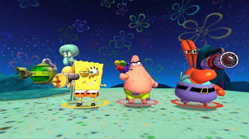 Фото планктона из спанч боба