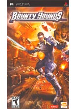 Bounty Hounds (PSP)