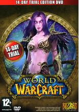 World of Warcraft: Trial Version 14 Days (PC-DVD, рус. вер.)