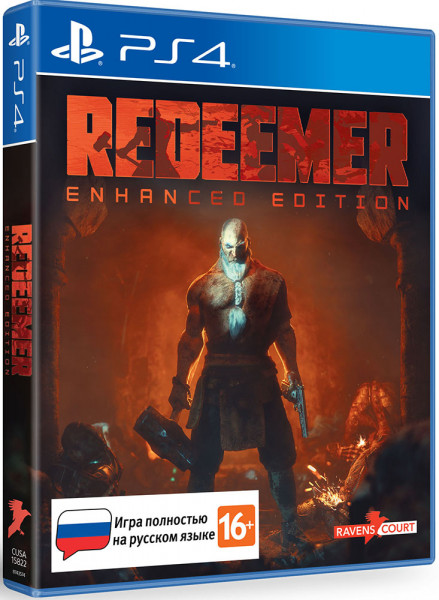 Redeemer: Enhanced Edition Стандартное издание (PS4) (GameReplay)
