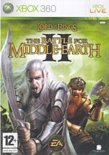 Lord of the Rings,Battle Middle-earth 2 (Xbox 360)