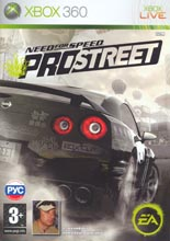 Need for Speed ProStreet /рус. вер./ (Xbox 360)
