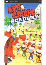 Ape Escape Academy (PSP)