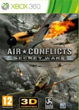 Air Conflicts Secret Wars (Xbox 360)