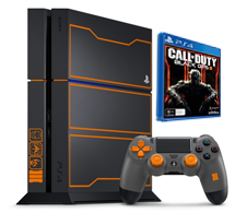 PlayStation 4 1Tb Limited Edition + Call of Duty: Black Ops III