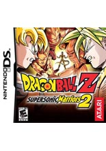 Dragon Ball Z SupersonicWarriors2