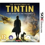 Adventures Of Tintin Secret Of The Unicorn (Приключение Тинтина Тайна Единорога) (3DS)