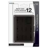 Футляр для хранения 12 игровых флэшкарт (Чёрный)