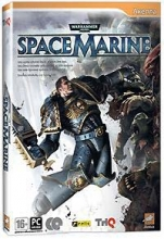 Warhammer 40000: Space Marine (PC-DVD)