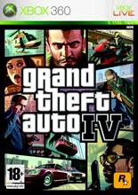 Grand Theft Auto IV (Xbox 360)