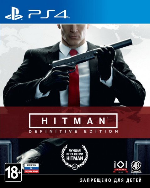 Hitman: Definitive Edition (PS4) (GameReplay)