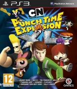 Cartoon Network: Punch Time Explosion XL (PS3)(GameReplay)