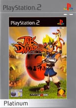 Jak and Daxter:the Precursor Legacy