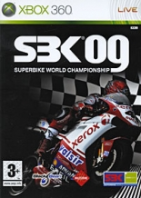 SBK 09 Superbike World Championship (Xbox 360)