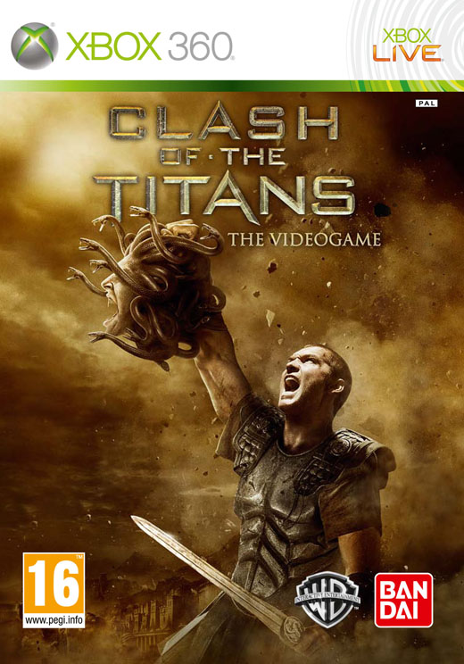 Clash of the Titans (Xbox360) (GameReplay)