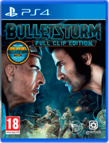 Bulletstorm: Full Clip edition (PS4) (Gamereplay)