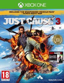 Just Cause 3. Day 1 Edition (XboxOne)