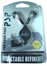 Retractable Earphone PG-P019 /Pega/