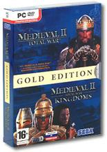 Medieval 2: Total War Gold Edition (PC-DVD, рус.вер.)