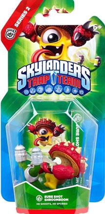 Skylanders: Trap Team Shroomboom