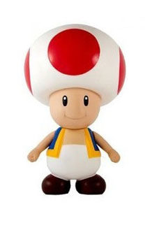 Фигурка Super Mario: Toad (12см)