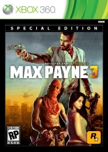 Max Payne 3 Special Edition (Xbox 360)