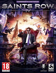 Saints Row IV (PC) (Jewel-case)