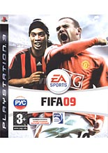 FIFA 09 (PS3) (GameReplay) от GamePark.ru