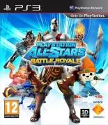 Звезды PlayStation: Битва сильнейших (All-Stars Battle Royale) (PS3)