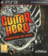 Guitar Hero: Warriors of Rock (PS3)
