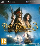 Port Royale 3: Pirates and Merchants (PS3) от GamePark.ru