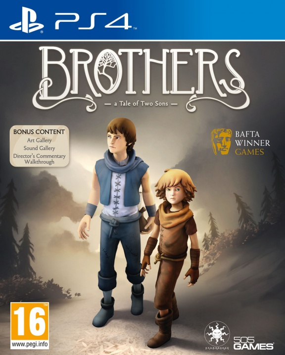 Brothers: A Tale of Two Sons (русские субтитры, PS4)