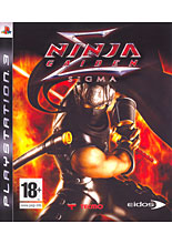 Ninja Gaiden Sigma (PS3) (GameReplay)
