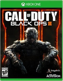 Call of Duty: Black Ops 3 (XboxOne) (Б/У)
