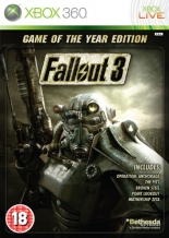 Fallout 3 Game of the Year Edition (Xbox 360)