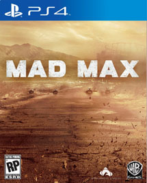 Mad Max (PS4) (Б/У)